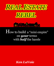 real estate rebel - real estate investing book